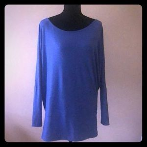 Lucy Blue Top